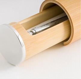 竹子文具盒