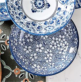 日式和风厨房餐具