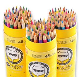 真彩儿童彩色铅笔36/48色